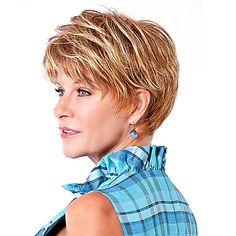 Easy Short Haircut for Women Over 40-60 /pinterest - Google Search