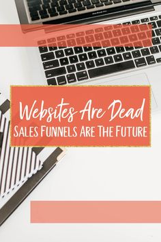 Tips for building a sales funnel that is designed for converting leads to sales. A regular website won't cut it for lead generation any longer... learn how a sales funnel that is designed properly will generate those leads! #pamelajoandale