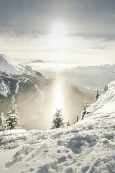 La bellezza dell'inverno