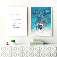 Beach Print, Typography Print, Quote Poster, Black and White Typography, Coastal Prints, Inspirational Quote, Motivational Prints, Word Art #homedecorideas #homedecoronabudget #homedecordiy #homedecorideasmodern #homeoffice #homedecor #homeideas #wallart #walldecor #wallartdiy #art #print #digital #black #white #typographyprint #typographyposter #typographywallart #blackandwhite