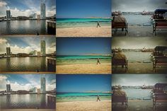Tutoriel Photoshop : appliquer un effet vintage à ses photos | Le blog de Madame Oreille