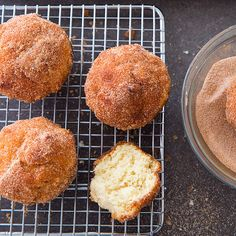 Muffin Tin Doughnuts Recipe - Cook's Country