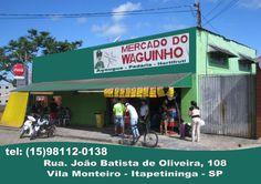 JORNAL AÇÃO POLICIAL ITAPETININGA E REGIÃO ONLINE: MERCADO DO WAGUINHO II Rua. João Batista de Olivei...