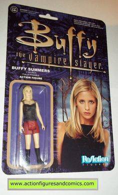 Reaction figures Buffy the Vampire Slayer BUFFY SUMMERS funko toys action moc mip mib