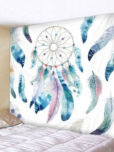 Fashion Clothing Site with greatest number of Latest casual style Dresses as well as other categories such as men, kids, swimwear at a affordable price. Feather Wall Art, Feather Painting, Feather Print, Dream Catcher Painting, Dream Catcher Drawing, Hanging Art, Tapestry Wall Hanging, Wall Painting Decor, Wall Decor