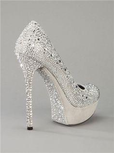 Deze schoen is een juweeltje!