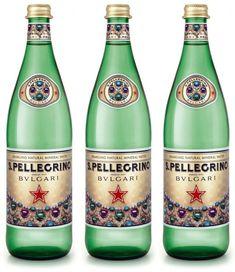 S.Pellegrino Bulgari Water