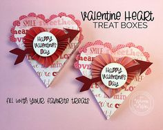 Kit Valentine S Day Heart Treat Box Co Workers Treats Work