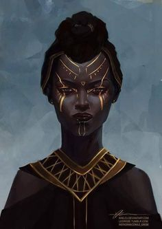 black art - Famous Last Words African, Afro Art, Character Design, Character Art, Drawings, Fantasy Art, Female Art, Black Girl Art, Art