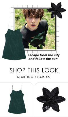 """Jungkook spring"" by wonwoah ❤ liked on Polyvore featuring GET LOST, StyleNanda and ASOS"