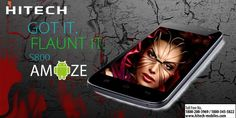 Get ultimate Hitech Mobiles Amaze S800 smartphone for only Rs. 7,499 For detailed info about S800