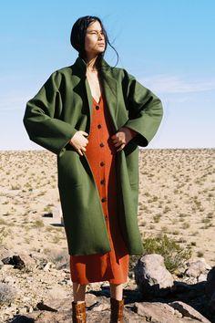 Mara Hoffman Fall 2018 Ready-to-Wear fashion