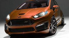 2017 Ford Fiesta RS - New Ford Cars 2015 2016