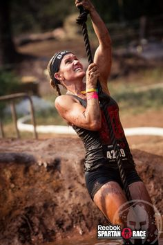 Our Spartan Chicks train long and hard to prepare for a Spartan Race - are YOU willing? Get fit for the Spartan Island Sprint Race in the Bahamas www.thespartancruise.com #Fitness #Exercise #Inspiration #spartan #race #cruise