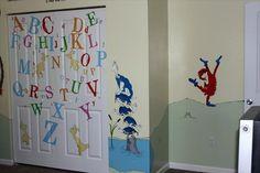 dr seuss nursery | Baby Nursery Photos - Unique Nursery Ideas