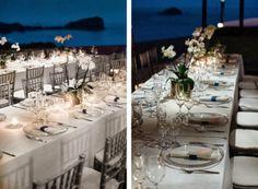 Villa Punto de Vista - Roof Top Reception - Clane Gessel Photography