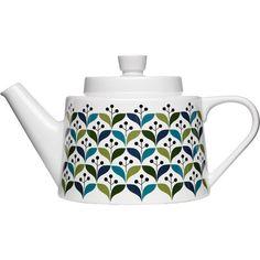Sagaform Retro Teapot & Reviews | Wayfair