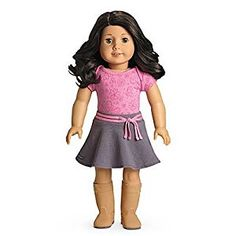 Image result for american girl doll with black hair