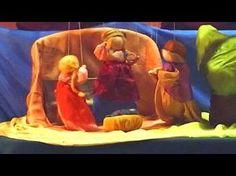 """Waldorf-Kindergarten Karlsruhe - Puppenspiel """"Die Wilden Schwäne"""" - YouTube"""