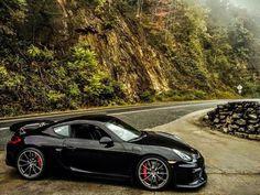 Cayman GT4 #dadriver #Porsche #Cayman #GT4 @porsche_iberica