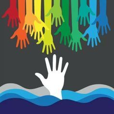 LGBT family, we care about each other. #lgbt* #pride #support