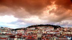 Vieille ville, Lisbonne - #Portugal #Lisbonne