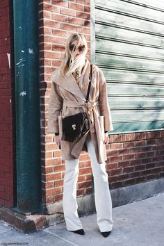 STREET STYLE NYFW III | Collage Vintage - Bohemian, Boho Chic And Hippie Fashion