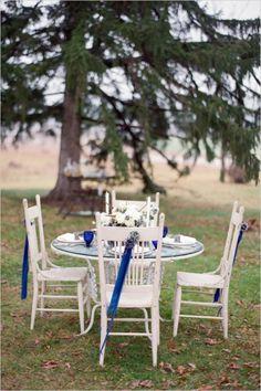 vintage outdoor table ideas