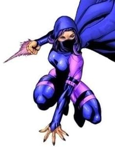 Misty Knight, Moon Knight, Psylocke, Marvel Vs, Siri, Punisher, Cosplay Ideas, Enemies, Comic Books Art