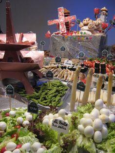 Edible landscape : Let's eat Paris - Françoise Desbois