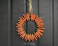 Looking to add a little red, white, and blue to your decor? Make this easy DIY Patriotic Wreath with just a few supplies. Keep the wreath u. Pumpkin Wreath, Diy Pumpkin, Quilting For Beginners, Sewing For Beginners, Fall Crafts, Home Crafts, Pumpkin Outfit, First Sewing Projects, Wire Wreath Frame