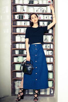 Kiko Mizuhara for Daily Look China