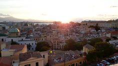 Love Karalis! #sunset#sardinia #Cagliari #Bologna #Riccione #Verona #Genova #Torino #Milano #Rimini #Roma #Napoli #Firenze #Brescia #Venezia #Paris #Lyon #london #Berlin #munich #Madrid #Barcellona #Sevilla #moscow #newyork #losangeles #Lisbon #geneve #oporto by gianmarcotronci