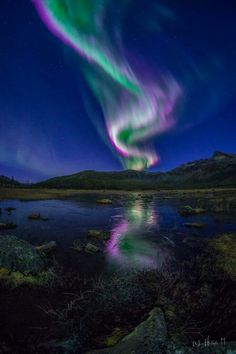 An especially amazing and magical Aurora display . - Dioné Raike - An especially amazing and magical Aurora display . An especially amazing and magical Aurora display . Aurora Borealis, Beautiful Sky, Beautiful Landscapes, Nature Pictures, Beautiful Pictures, Northen Lights, See The Northern Lights, Northern Lights Scotland, Amazing Nature