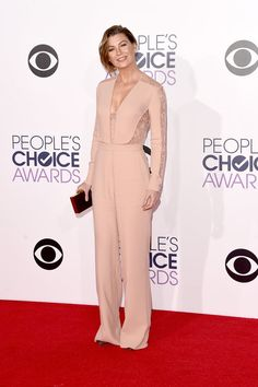 Feast Your Eyes On All the People's Choice Awards Glamour: Award season glamour kicked off last night with the People's Choice Awards red carpet.