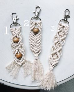 Stocking Stuffers For Her, Macrame Patterns, Micro Macrame, Crochet Earrings, Arts And Crafts, Boho, Knitting, Hobbies, Flowers