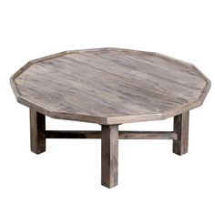 Add some stylish storage surface to any room with this beautiful brown table. Handcrafted by skilled artisans in India, this mango table will bring vintage-inspired accenting to any space.