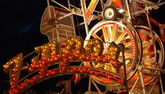carnivals. another job, yep. i used to set one of these up, and tear it down. in the day HA!
