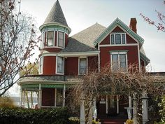 port townsend painted ladies | Recent Photos The Commons Getty Collection Galleries World Map App ...