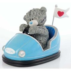 Bumper to Bumper Me to You Bear Figurine