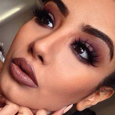 ❤️ Glam Makeup ❌⭕️