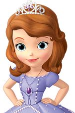 Oh My Fiesta! in english: Sofia the First: Free Party Printables and Images. Sofia The First Birthday Cake, Princess Sofia Birthday, Princess Sofia The First, Princess Party, First Birthday Parties, Tangled Birthday, Fete Emma, Sofia Cake, Party Printables