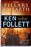 My favorite book ever.  Have read it twice.  Set in the 1300s it is a great story with tons of history in an epic tale.