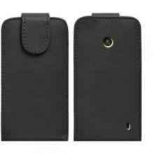 Capa Lumia 520 - Tampa Preto  R$21,92