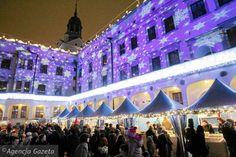 Jarmark Bożonarodzeniowy na Zamku w Szczecinie