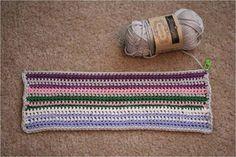 """We zijn begonnen met het eerste deel van """"I want that bag!"""" crochet along ontworpen door Kimberly Slifer. Je kunt alle informatie over deze CAL hier vinden. Deze eerste week is nog niet…"""