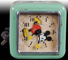 Mickey time... by mayra