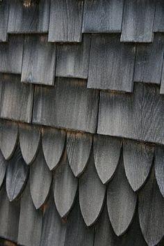 soft grey shingles