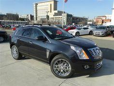 Cadillac SRX | #JackSchmitt allcadillac.com