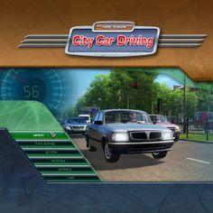 Steam Greenlight :: City Car Driving